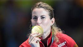 Инна Дериглазова. Как отдыхают олимпийские чемпионы