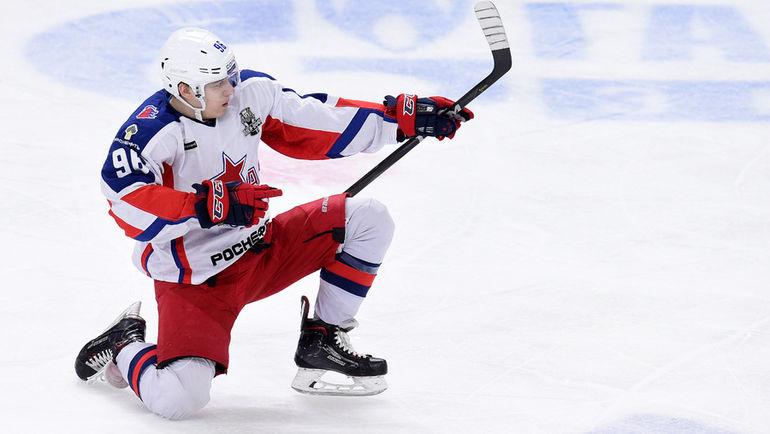 Андрей КУЗЬМЕНКО. Фото photo.khl.ru