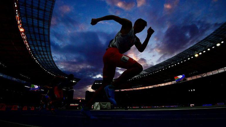 Олимпийский стадион в Берлине. Фото AFP