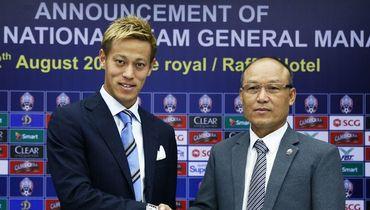Хонда возглавил сборную Камбоджи. Как такое возможно?