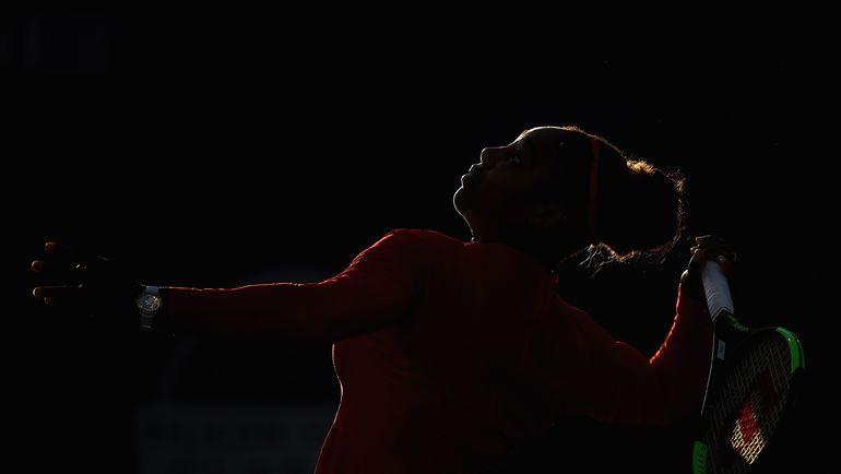 Серена УИЛЬЯМС и допинговая тень? Фото AFP