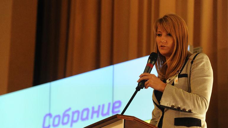 Светлана ЖУРОВА. Фото Никита УСПЕНСКИЙ