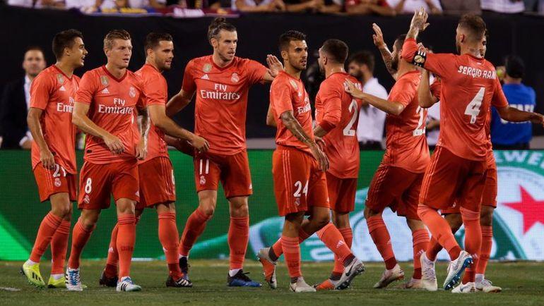 """""""Реал"""": будет ли новый трофей? Фото AFP"""