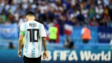 СМИ: Месси до конца года не сыграет за сборную Аргентины