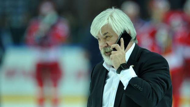 Геннадий ВЕЛИЧКИН. Фото Алексей ИВАНОВ