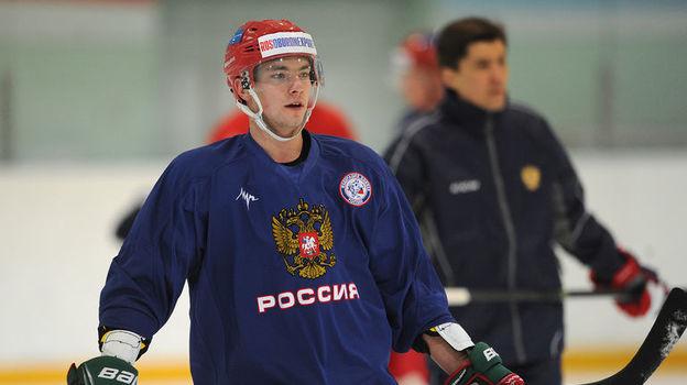 Александр БУРМИСТРОВ. Фото Алексей ИВАНОВ
