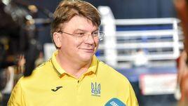 Министр спорта Украины Игорь ЖДАНОВ.