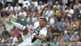 Что смотреть в Европе: дебют Роналду за