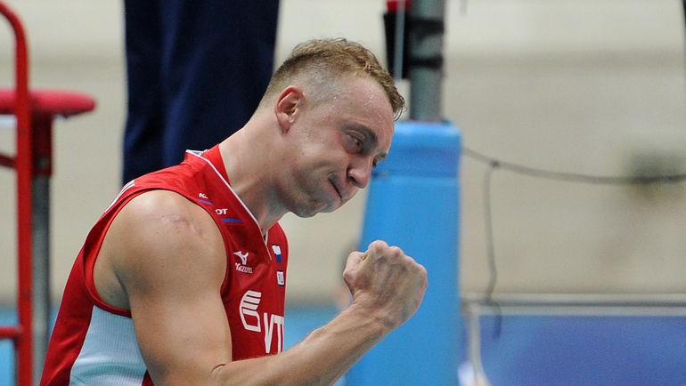 Алексей СПИРИДОНОВ. Фото Никита УСПЕНСКИЙ