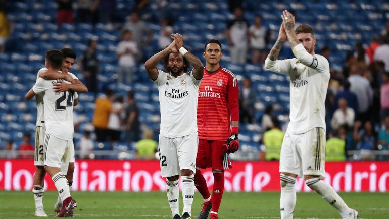 """""""Реал"""" без Криштиану Роналду: самая низкая посещаемость за 10 лет. Фото REUTERS"""