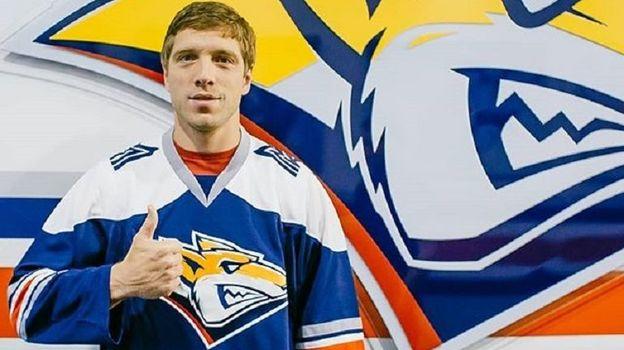 Николай КУЛЕМИН. Фото instagram.com/hcmetallurg/