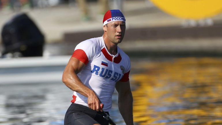 Илья ШТОКАЛОВ на Олимпиаде-2016. Фото REUTERS