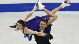 Екатерина БОБРОВА и Дмитрий СОЛОВЬЕВ.