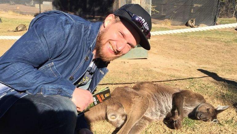 """""""На дорогах часто видел мертвых кенгуру"""". Российский хоккеист в австралийской лиге"""