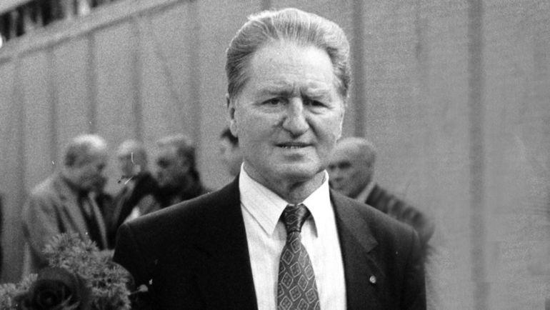 1999 год. Алексей ПАРАМОНОВ. Фото Юрий ШИРОКОГОРОВ