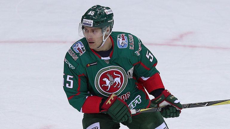 Владимир ТКАЧЕВ. Фото photo.khl.ru