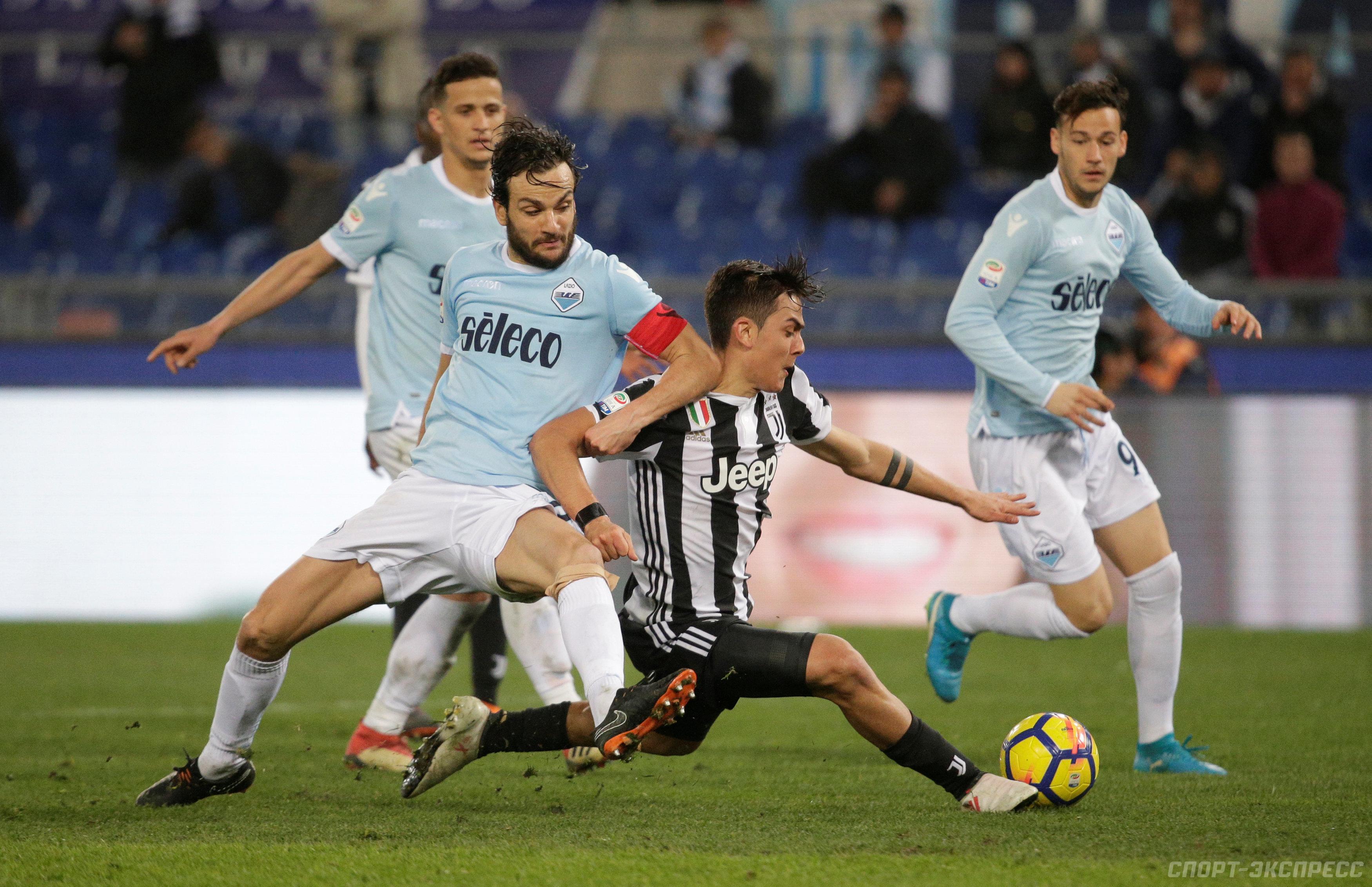 Прогноз на матч Лацио - Наполи 09 апреля 2017