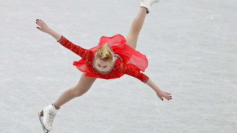 Дарья ПАНЕНКОВА. Фото Reuters