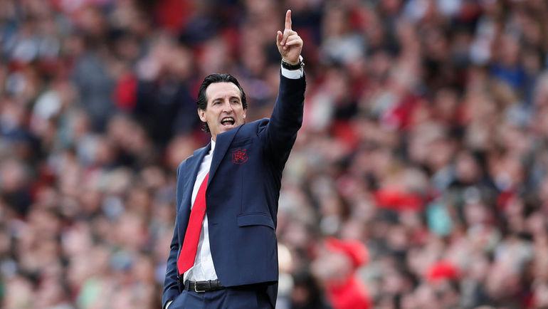 """25 августа. Лондон. """"Арсенал"""" - """"Вест Хэм"""" - 3:1. Унаи ЭМЕРИ добился первой победы у руля """"Арсенала"""", хотя начиналось все не очень хорошо."""
