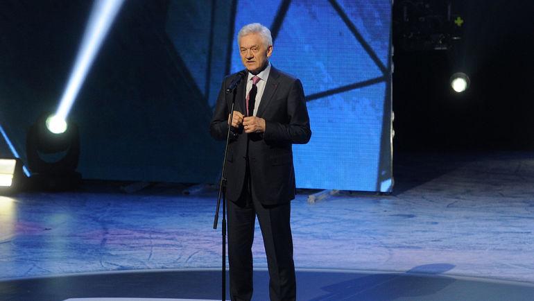Председатель совета директоров КХЛ Геннадий ТИМЧЕНКО. Фото Алексей ИВАНОВ