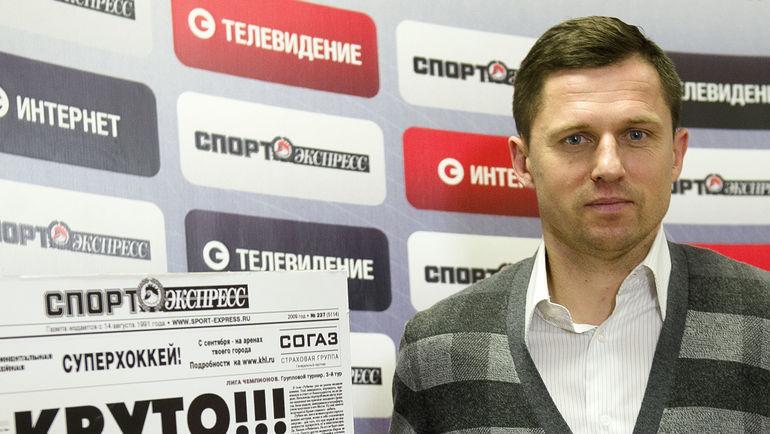 """Игорь Семшов: """"Гол Рыкова – шедевр!"""""""