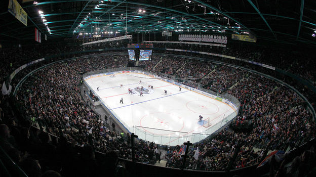 СКА построит новый хоккейный дворец, вместимость 22 400 зрителей, стоимость 20 миллиардов рублей