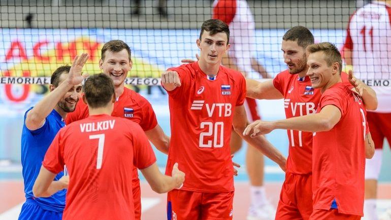 Воскресенье. Краков. Польша – Россия – 3:2. Россияне стали вторыми на турнире Мемориал Вагнера.