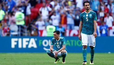 СМИ: сборная Германии во время ЧМ-2018 раскололись на два лагеря