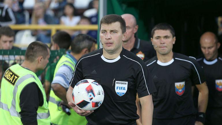 Михаил ВИЛКОВ. Фото Дмитрий ШУБА