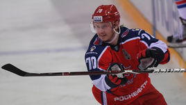 Сергей ШУМАКОВ: из ЦСКА - в НХЛ.