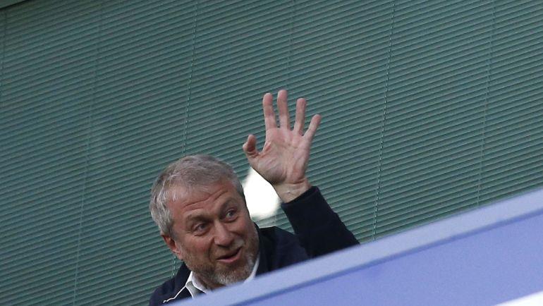 Роман АБРАМОВИЧ. Фото AFP