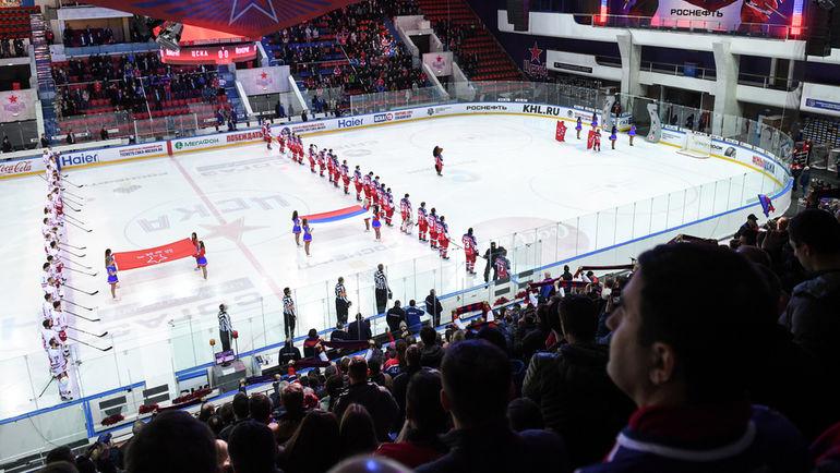 """Как теперь будут учитываться победы в основное время в КХЛ? Фото Дарья ИСАЕВА, """"СЭ"""""""