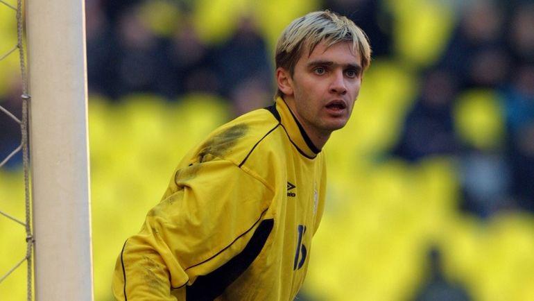 2001 год. Сергей ПЕРХУН.