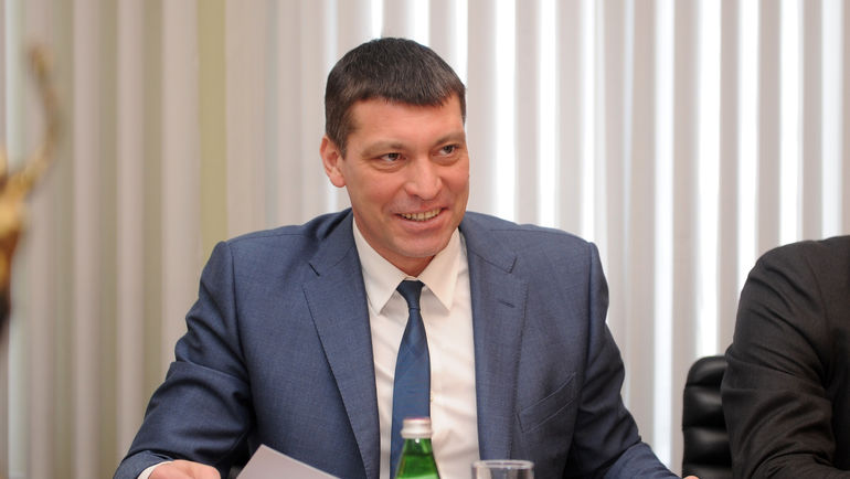 Александр ЯРЕМЕНКО. Фото Никита УСПЕНСКИЙ