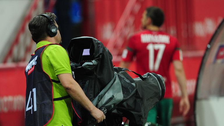 по какой программе будет трансляция футбола