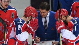 Схематичный хоккей - главная фишка ЦСКА и его тренера Игоря НИКИТИНА.