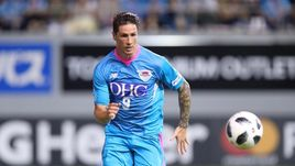 Торрес включен в команду недели за дебютный гол в Японии