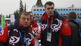 Сергей КУЩЕНКО и Михаил ПРОХОРОВ.