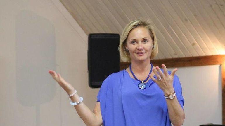 Байба Брока, кандидат на пост главы Международного союза биатлонистов, президент Федерации биатлона Латвии. Интервью