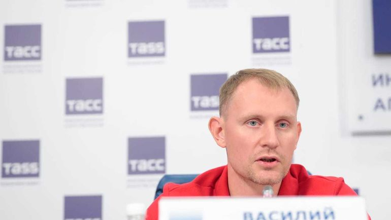 Василий ФИЛИППОВ. Фото Василий ПОНОМАРЕВ