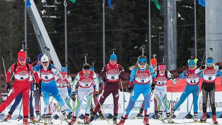 """Все российские биатлонисты, которых Московская лаборатория проверяла на допинг, оказались в списке """"подозреваемых"""" в употреблении допинга на версии Insidethegames. Фото Союз биатлонистов России"""