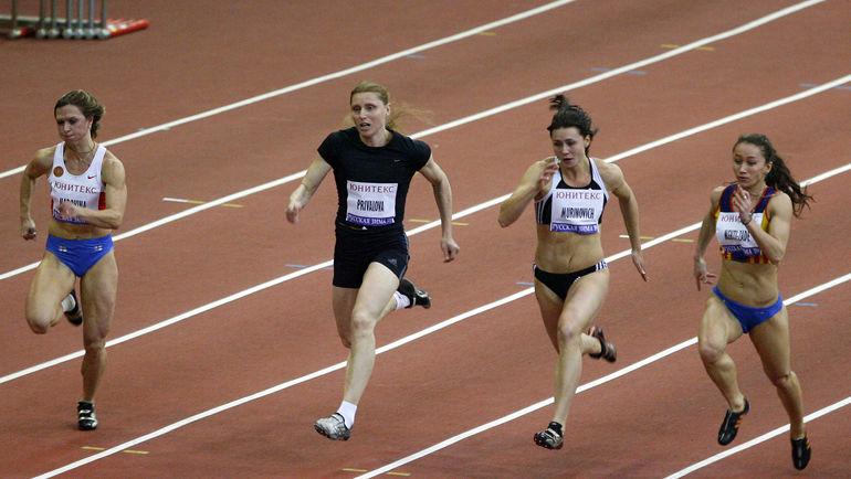Ирина ПРИВАЛОВА (вторая слева). Фото Алексей ИВАНОВ