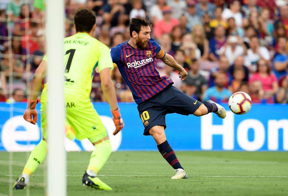 Прогноз на матч Барселона - Уэска 02 сентября 2018
