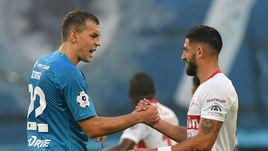 Премьер-лига-2018/19. 6-й тур.