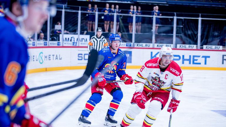 """На первый матч в сезоне в Хельсинки было продано более 13 тысяч билетов: """"Хартвалл-арена"""" собрала аншлаг. Фото пресс-служба ХК """"Йокерит"""""""