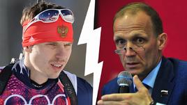 Евгений УСТЮГОВ и Владимир ДРАЧЕВ.