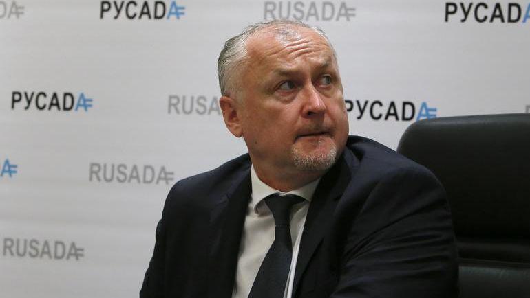 Глава РУСАДА Юрий ГАНУС. Фото REUTERS