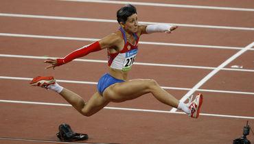 Лебедева приняла дисквалификацию на 2 года за допинг