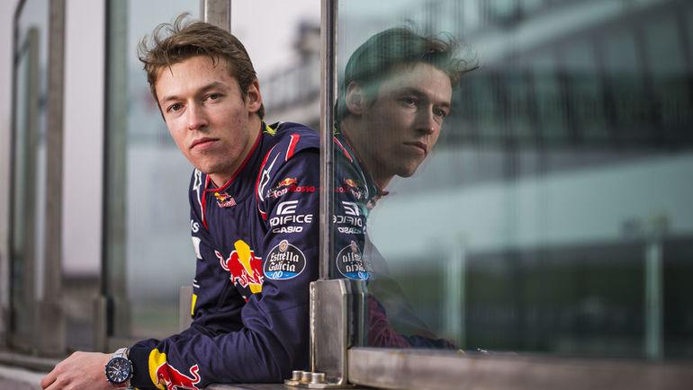 Даниил Квят. Фото Red Bull Content Pool