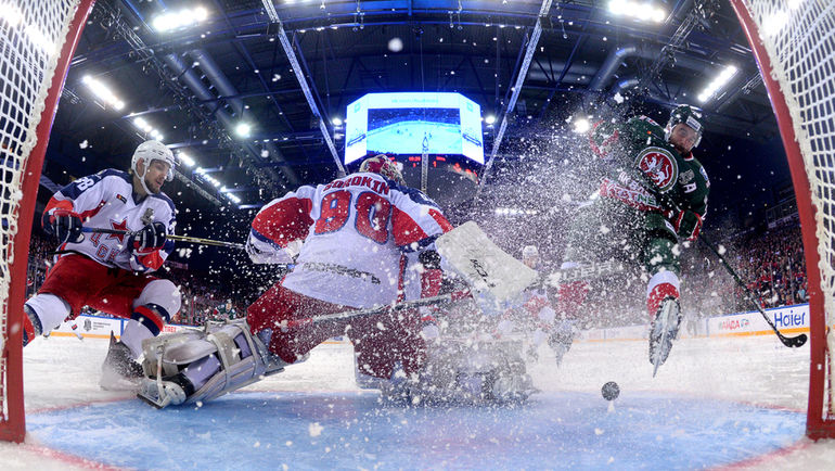Количество клубов в КХЛ может увеличиться. Фото photo.khl.ru